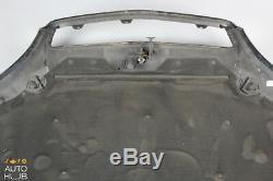 00-02 Mercedes W220 S430 S500 S55 AMG Hood Panel Assembly Black OEM