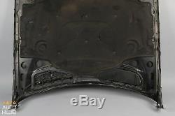 00-06 Mercedes W215 CL500 CL600 CL55 AMG Hood Cover Panel Assembly Black OEM