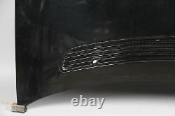 00-06 Mercedes W215 CL600 CL500 CL65 Hood Cover Panel Assembly Black OEM