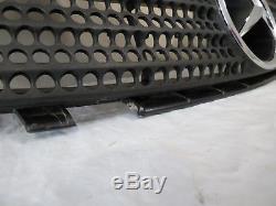 01 02 03 04 Mercedes r170 SLK Front UPPER Radiator Grille Grill Chrome OEM