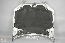 03-06 Mercedes W220 S500 S350 S55 AMG Hood Panel Assembly Silver OEM