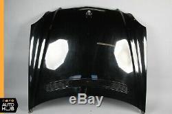 03-09 Mercedes W211 E320 E550 E55 AMG Hood Panel Assembly Black OEM