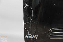 03-09 Mercedes W211 E350 E500 E55 AMG Hood Panel Assembly Black OEM