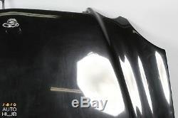 03-09 Mercedes W211 E350 E550 E63 AMG Hood Panel Assembly Black OEM