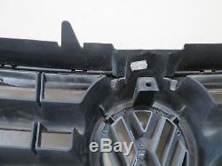 04 05 06 07 VW Touareg Front UPPER Radiator Grille Grill Mesh Trim Chrome OEM