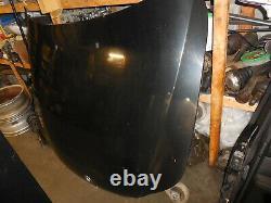 04-10 BMW E60 E61 5 Series Black Sapphire Hood Bonnet Lid Body Panel Shell