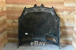 05-11 Mercedes R171 SLK350 SLK55 AMG Hood Panel Assembly BLACK OEM