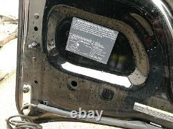 06-10 INFINITI M35 M45 BONNET PANEL HOOD Black Obsidian KH3 OEM