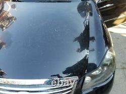 06-10 Infiniti M35 M45 Hood Panel Black KH3 OEM F5100EG0MM