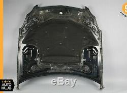 06-11 Mercedes W219 CLS500 CLS550 CLS55 AMG Hood Cover Panel Assembly OEM