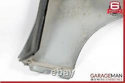 06-11 Mercedes W219 CLS500 Front Left Driver Side Fender Panel Obsidian Black