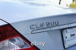 06-2010 mercedes cls500 w219 cls55 rear bumper reinforcement bar rebar beam oem