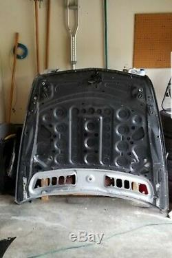 07-10 Mercedes W216 CL550 CL63 AMG Hood Cover Panel Assembly OEM