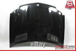 07-12 Mercedes X164 GL320 GL450 GL550 Front Hood Bonnet Panel Assembly Black OEM