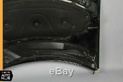 07-12 Mercedes X164 GL320 GL450 GL550 Hood Panel Assembly Black OEM
