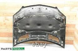 07-12 Mercedes X164 GL450 GL550 GL320 Hood Bonnet Panel Assembly Black