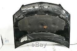 07-12 Mercedes X164 GL450 GL550 GL320 Hood Bonnet Panel Assembly Black OEM