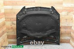 07-13 Mercedes W221 S550 S600 S63 AMG Hood Panel Assembly Black