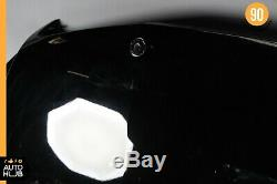 07-13 Mercedes W221 S550 S65 S63 AMG S600 Hood Panel Assembly Black OEM