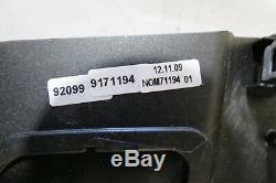 08 09 10 BMW e63 e64 650i M6 AC Heater Climate Control Bezel Dash Panel OEM
