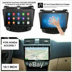 10.1 Android 9.1 Radio GPS 2GB+32GB Wifi A/C Dash Panel for Honda Accord 03-07