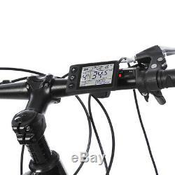 1500W 36V/48V Brushless Motor Controller LCD Panel Kit for Electric Bike Scooter