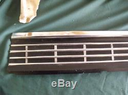 1968 NOS Ford Galaxie 500 Trunk Finish Panel 68 OEM