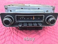 1970-1977 Pontiac Firebird Formula Trans Am AM-FM RED DOT STEREO RADIO Works