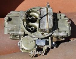 1970 70 Mustang 428 Cj Scj Holley Carb Dozf 9510 Ab List 4514 (975) 69 July