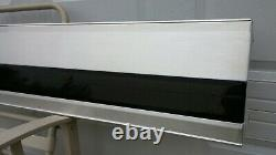 1987-1996 Ford Bronco Tailgate Trim Panel Black Reflector