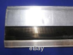 1987-96 OEM Ford F-150 F-250 F-350 Stainless Tailgate Trim Panel NICE SHAPE