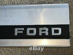 1987-96 OEM Ford F-150 F-250 F-350 factory Tailgate Trim Panel Oem Panel