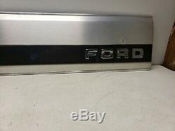 1987-96 OEM Ford F-150 F-250 F-350 factory Tailgate Trim Panel Oem Piece R7