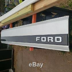 1987-96 OEM Ford F-150 F-250 F-350 factory Tailgate Trim Panel Oem Piece X1795