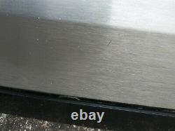 1992-1996 Ford Tailgate Trim Panel Aluminum f-150 F-250 F-350 OEM Black