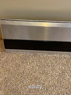 1992-1996 Ford Tailgate Trim Panel Aluminum f-150 F-250 F-350 OEM Black READ