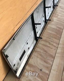 1995 Ford truck F150 Tailgate aluminum Trim Panel OEM 92-96 F-150 F-250 F-350