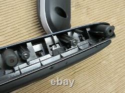 2001-2006 Bmw E46 M3 3-series Coupe Rear Panel Armrest Aluminum Pair Oem 17846