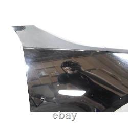 2004-2010 BMW E60 E61 5-Series Right Front Passengers Fender Quarter Panel Black