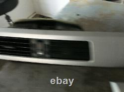 2006-2007 Bmw E60 M5 Oem Brushed Aluminum Dash Panels With Vents