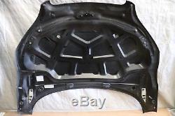 2010 10 Audi Tt Tts S-line Coupe Awd Quattro Hood Panel Black Original Aluminium