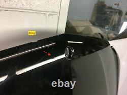 2010 2011 2012 2013 Mercedes E E-Class Sedan Hood Bonnet Shell Panel OEM Black