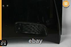 2011-2013 Mercedes W251 R350 Hood Panel Assembly Black OEM