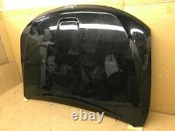 2011 2019 Jeep Grand Cherokee Hood Bonnet Shell Panel OEM Black Aluminum