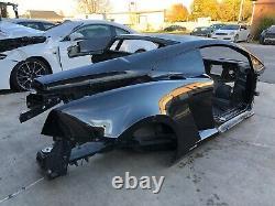 2011 Lamborghini Gallardo LP570 SL Quarter Panel Body Panel Frame CUT OEM 0701
