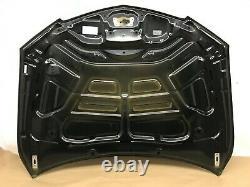 2015 2016 2017 ACURA TLX Engine Hood Bonnet Shell Panel OEM Aluminum Black