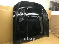 2015 2016 2017 Ford Mustang GT Hood Bonnet Shell Panel OEM Aluminum Black