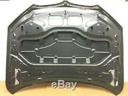 2016 2017 2018 2019 BMW X1 Hood Bonnet Shell Panel OEM 16 17 18 Aluminum Black