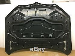2016 2017 2018 2019 BMW X1 Hood Bonnet Shell Panel OEM Aluminum Black