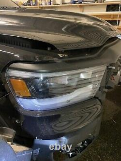 2019 2020 2021 Dodge Ram 1500 Rebel Vent Hood Bonnet Shell Panel OEM Aluminum